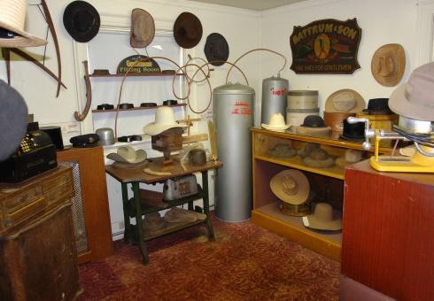 Hat Room