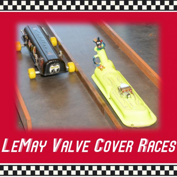 Valve Cover Races