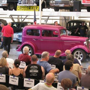 Lucky Auction Spring Classic