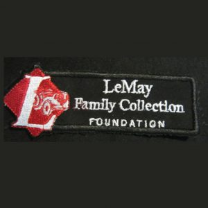 LeMay Family Collection Foundation Iron On Patch