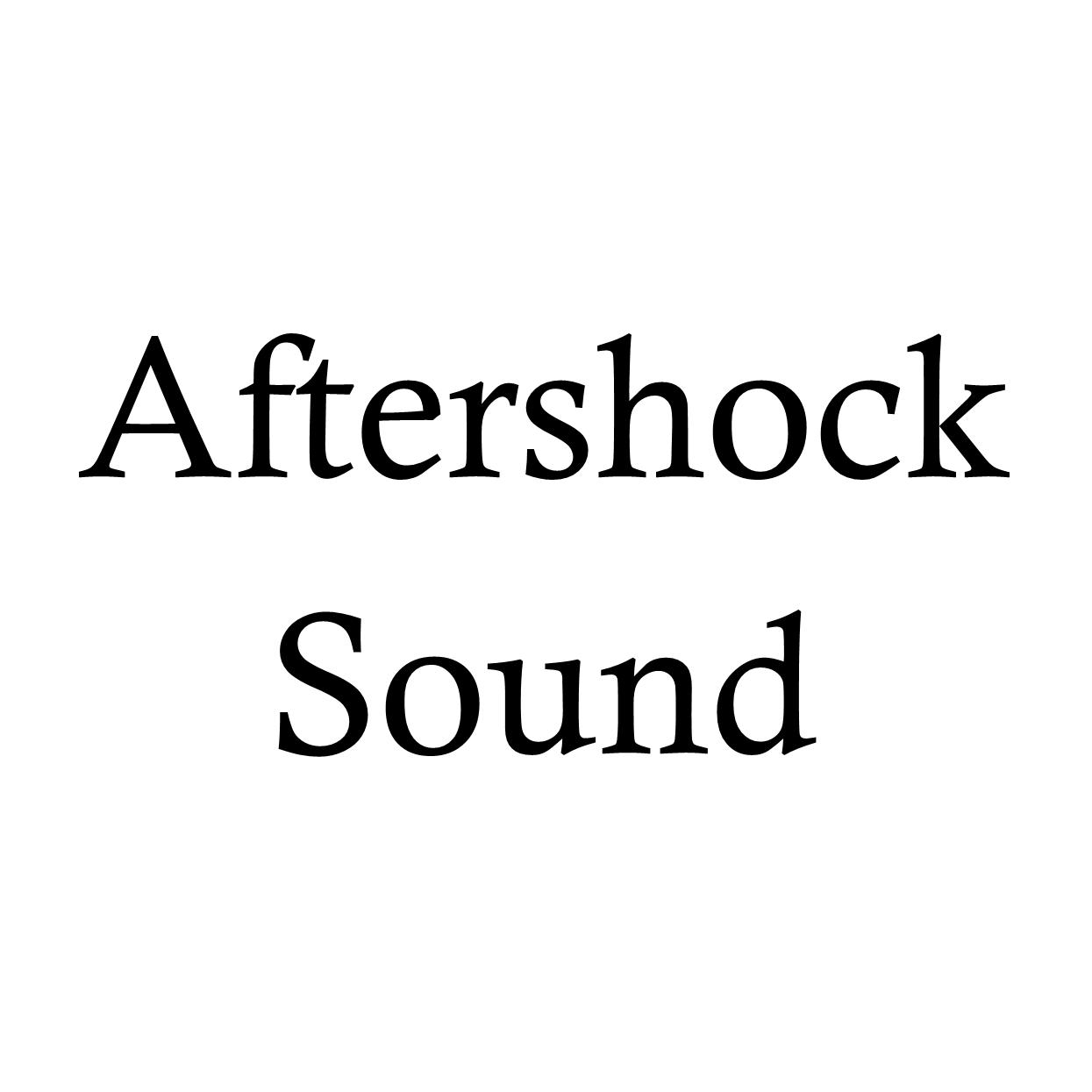 Aftershock Sound