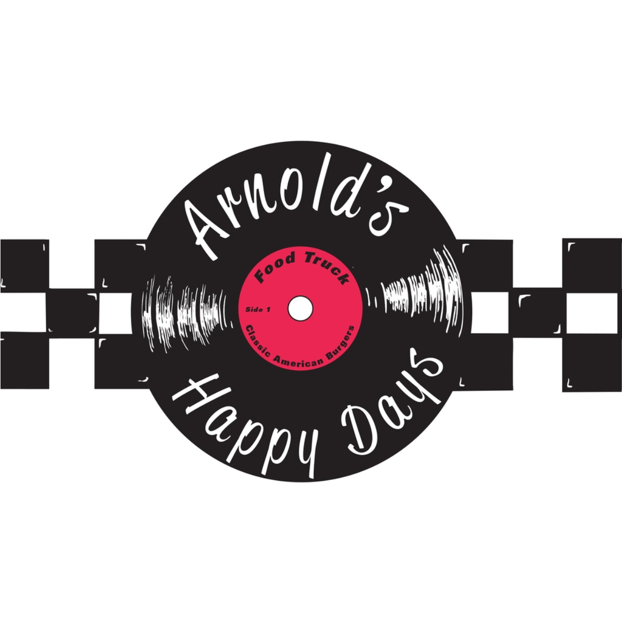 Arnolds Happy Days Food truck