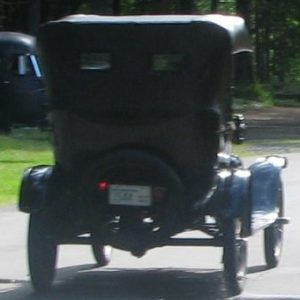 Model-T Experience August 8, 2021
