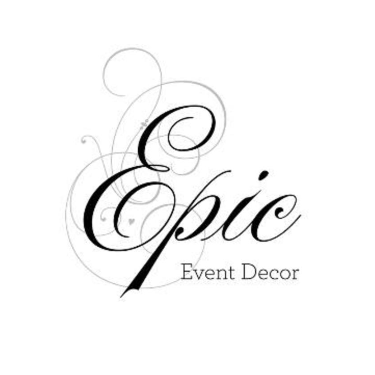 Epic Event Decor