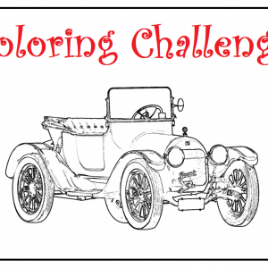 Coloring Challenge