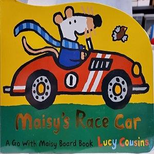 Maisy's Race Car
